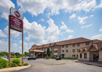 Burlington hotel BEST WESTERN Plus