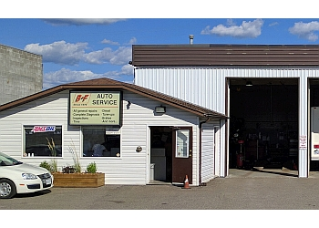 Prince George car repair shop B&F Auto Service