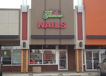Sherwood Park nail salon B Glamour Nails & Spa