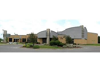 Mirabel landmark BIBLIOTHÈQUE CENTRALE - SECTEUR DE SAINT-JANVIER