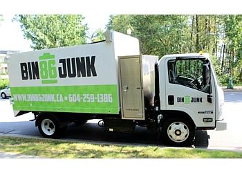 Coquitlam junk removal BIN86JUNK