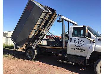 Lethbridge junk removal BIN WORX