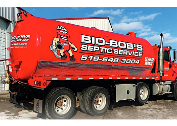 Waterloo septic tank service BIO-BOB'S SEPTIC EXCAVATING & PUMPING SERVICES