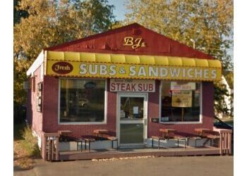 Moncton sandwich shop BJ's Subs & Sandwiches