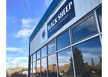 Calgary mattress store BLACK SHEEP MATTRESS COMPANY