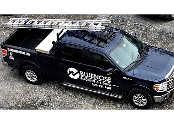 Halifax roofing contractor BLUENOSE ROOFING & SIDING LTD.