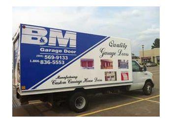 Mississauga garage door repair B & M Garage Door Inc.