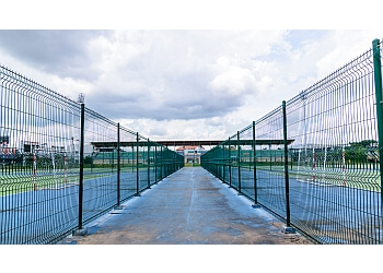 Richmond Hill fencing contractor BORG FENCE & CONTRACTING INC.