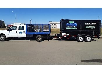 Grande Prairie junk removal B&P Junk Removal