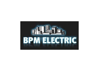 Langley electrician BPM Electric Ltd.