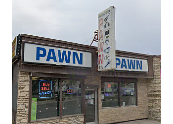 Winnipeg pawn shop BROADWAY PAWN & SALES LTD.