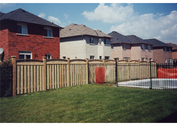 St Catharines fencing contractor BURGESS FENCE