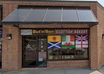 Pickering bakery BUT 'N' BEN SCOTTISH BAKERY