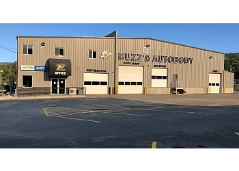 Kamloops auto body shop BUZZ'S AUTOBODY LTD.