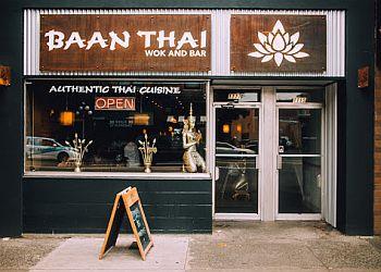 Victoria thai restaurant Baan Thai Restaurant