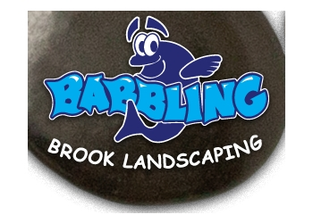 Moncton landscaping company Babbling Brook Landscaping