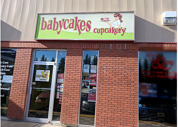 Red Deer cake Babycakes Cupcakery