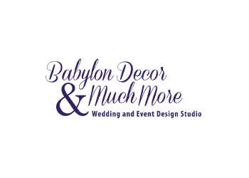 Vaughan wedding planner BABYLON DECOR & MUCH MORE