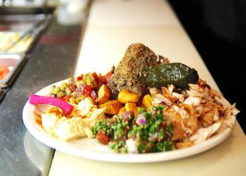 Quebec mediterranean restaurant Bachir