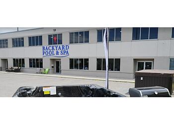 Aurora pool service Backyard Pool And Spa