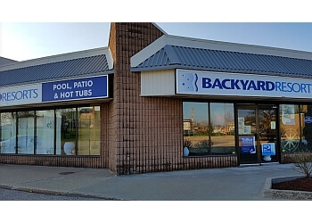 Kitchener pool service Backyard Resorts Pool, Patio & Hot Tubs
