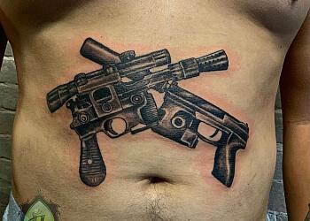 Sudbury tattoo shop Badlands Tattoo