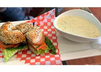 Langley bagel shop Bagel Classic Cafe