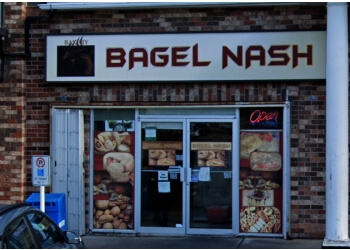 Vaughan bagel shop Bagel Nash
