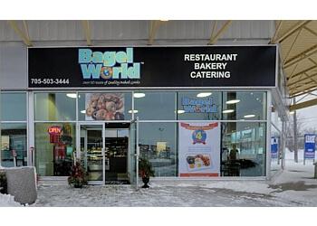 Barrie bagel shop Bagel World