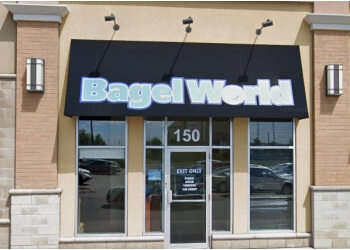 Richmond Hill bagel shop Bagel World