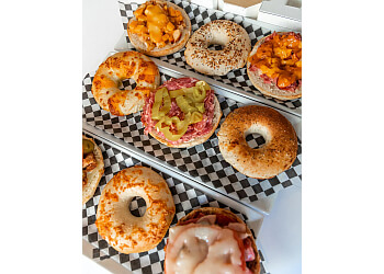 Calgary bagel shop Bagelino's The Bagel Co.
