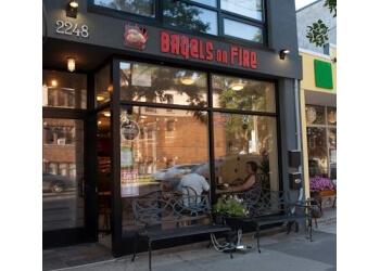 Toronto bagel shop Bagels On Fire
