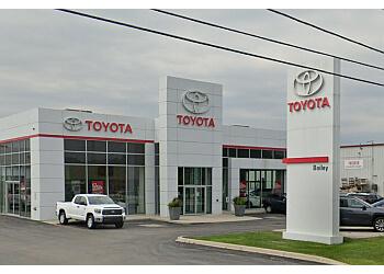 Sarnia car dealership Bailey Toyota