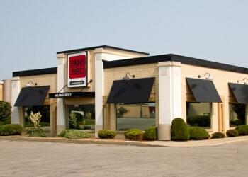 Sarnia bbq restaurant Bains BBQ & Smokehouse