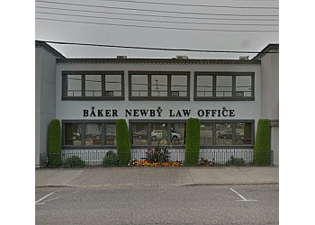 Chilliwack real estate lawyer Baker Newby LLP