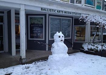 Coquitlam web designer Ballistic Arts Media Studios Inc.