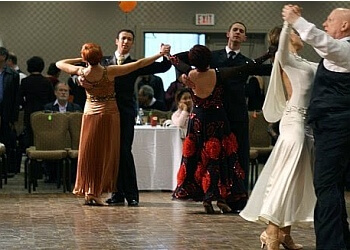 Guelph wedding dance choreography Ballroom Class
