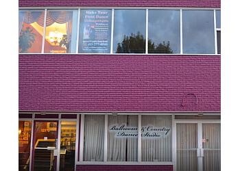 Calgary wedding dance choreography Ballroom and Country Dance Studio