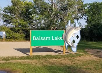 Kawartha Lakes hiking trail Balsam Lake Provincial Park Trail