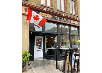 Stratford cafe Balzac's Coffee Roasters