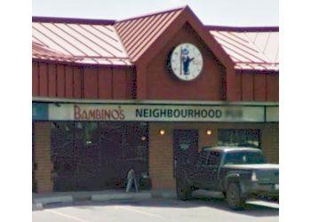 Airdrie sports bar Bambino's Neighbourhood Pub