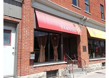 Gatineau chinese restaurant Bambou Restaurant