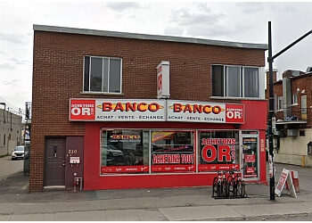 Montreal pawn shop BANCO