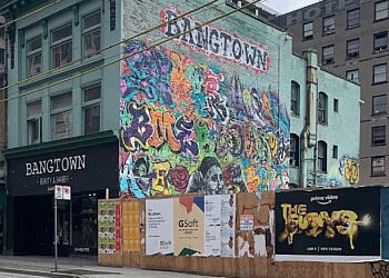 Vancouver hair salon Bangtown Hair Saloon