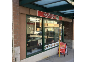 New Westminster sandwich shop Banh Mi Bar