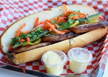 Toronto sandwich shop Banh Mi Boys