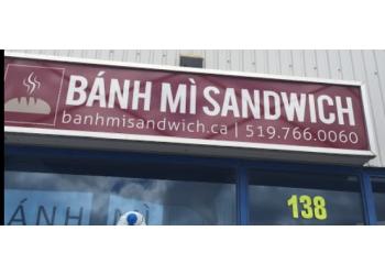 Guelph sandwich shop Banh Mi Sandwich - BMS