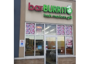 Brantford mexican restaurant BarBurrito