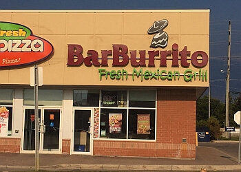 Newmarket mexican restaurant BarBurrito