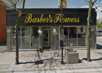 Belleville florist Barber's Flowers Ltd.